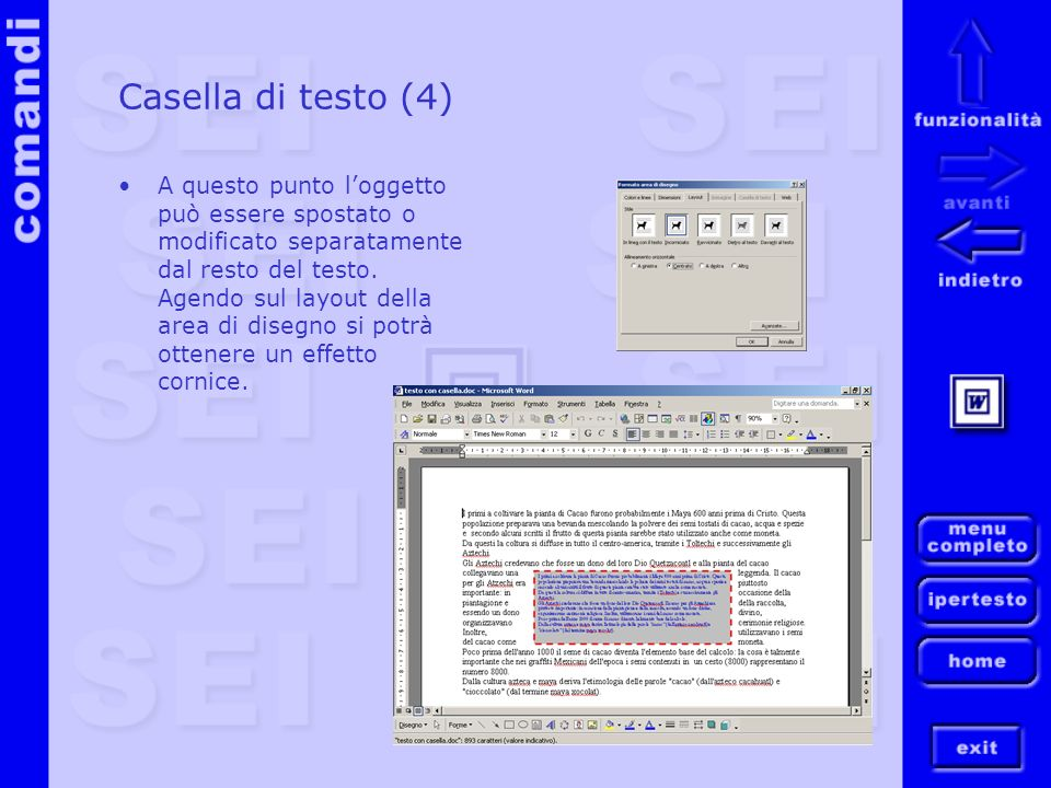 Casella di testo (4)