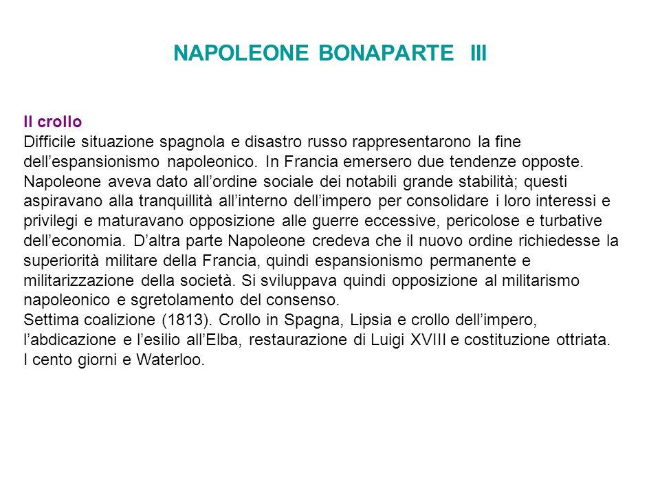 NAPOLEONE BONAPARTE III