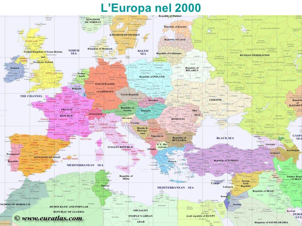 L'Europa nel 2000