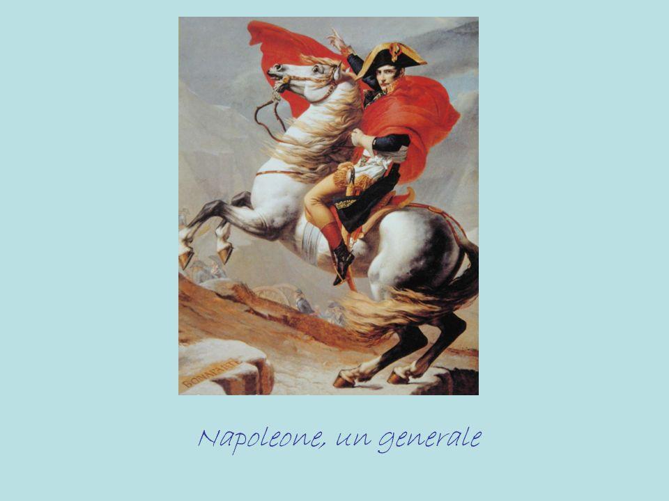 Napoleone, un generale
