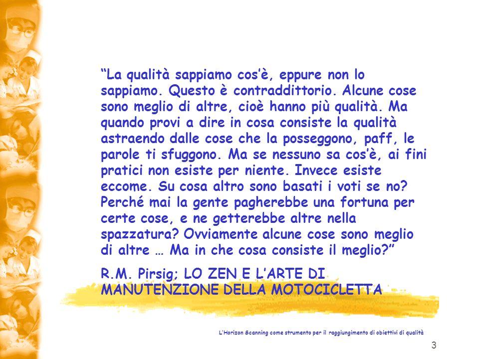R.M. Pirsig; LO ZEN E L'ARTE DI MANUTENZIONE DELLA MOTOCICLETTA