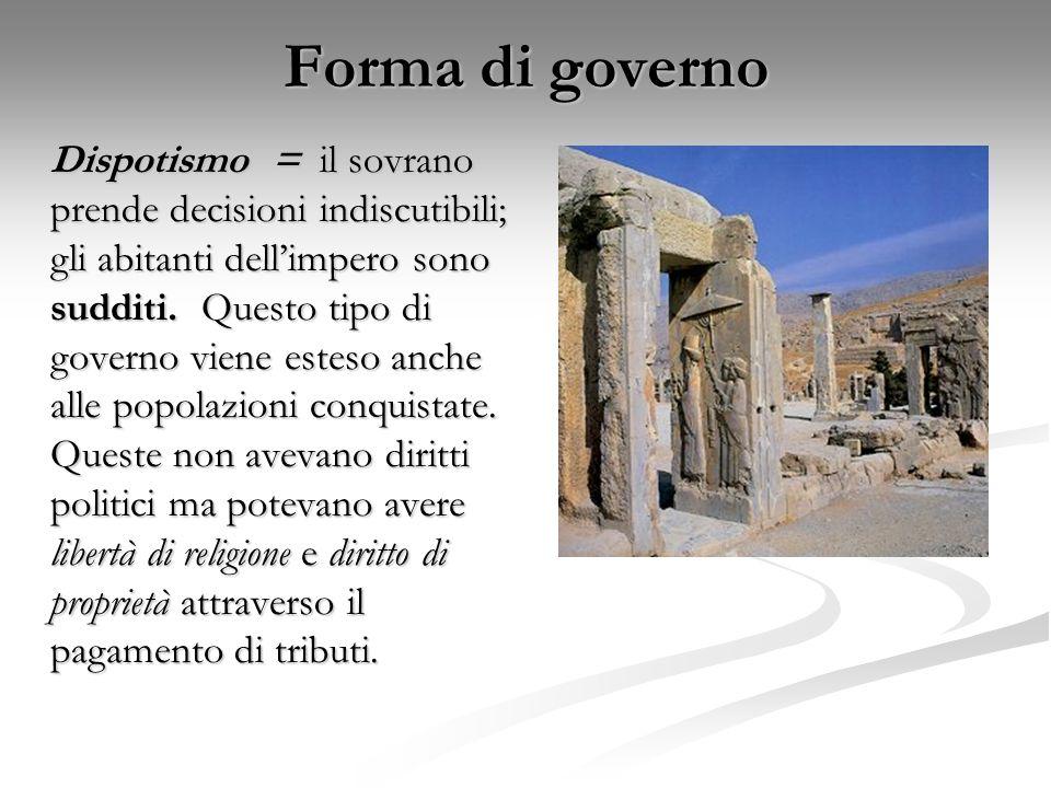Forma di governo