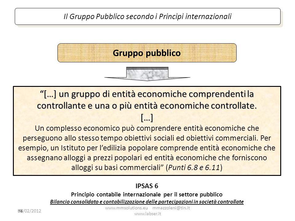 Principio contabile internazionale per il settore pubblico