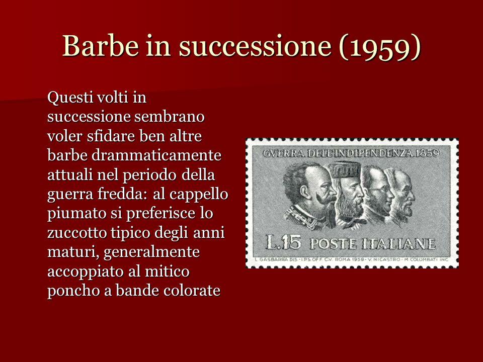 Barbe in successione (1959)