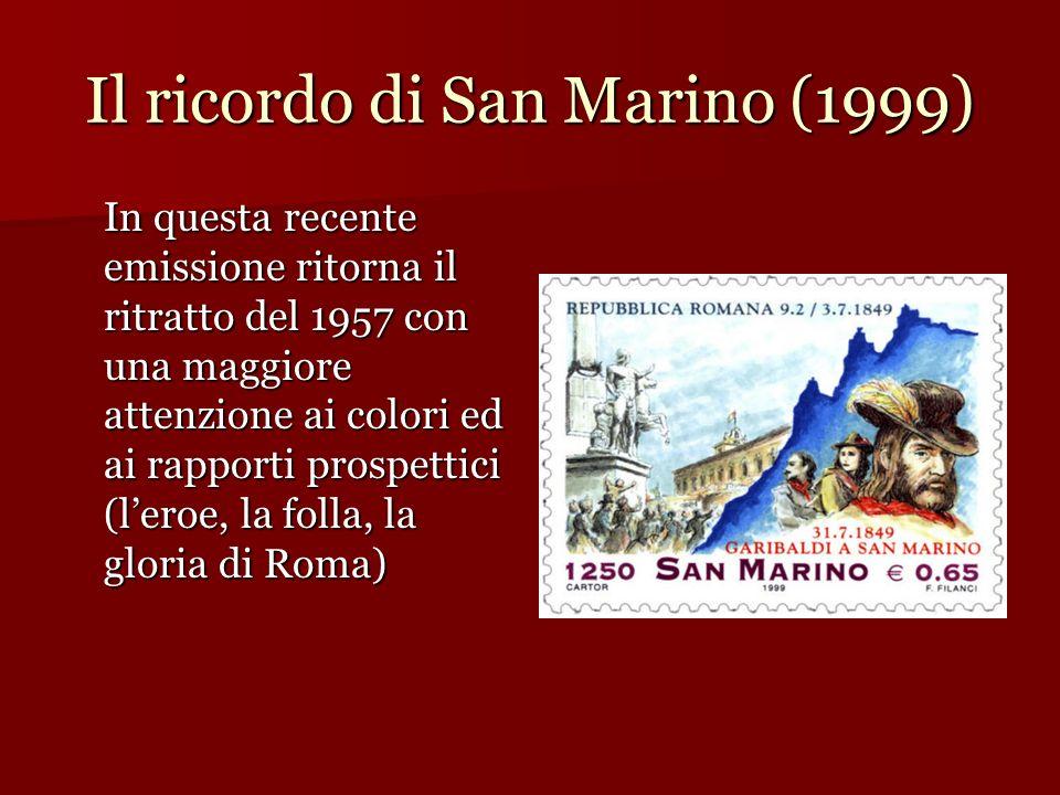 Il ricordo di San Marino (1999)
