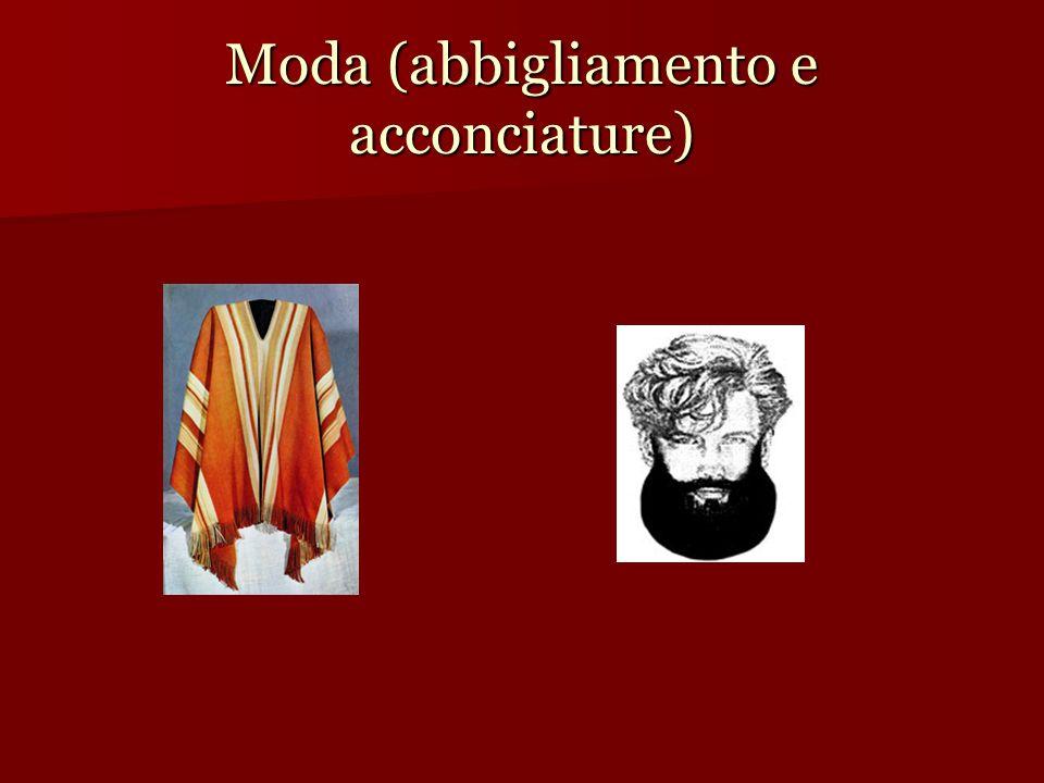 Moda (abbigliamento e acconciature)
