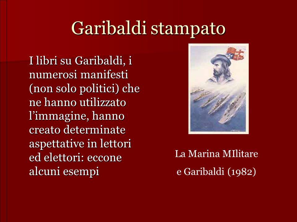 Garibaldi stampato.