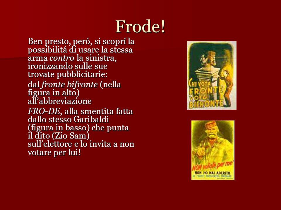 Giuseppe garibaldi nell immaginario popolare italiano for La cabina di zio ben