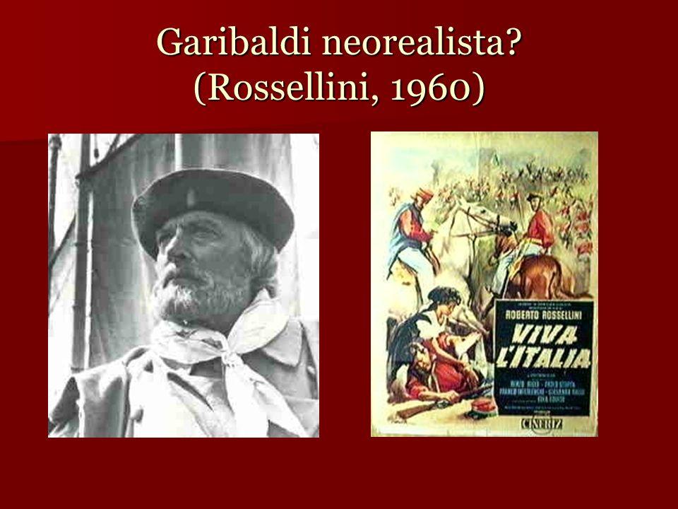 Garibaldi neorealista (Rossellini, 1960)