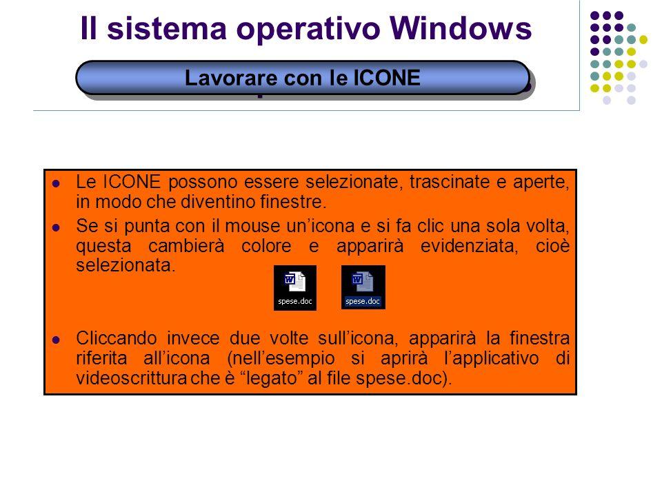 Il sistema operativo Windows