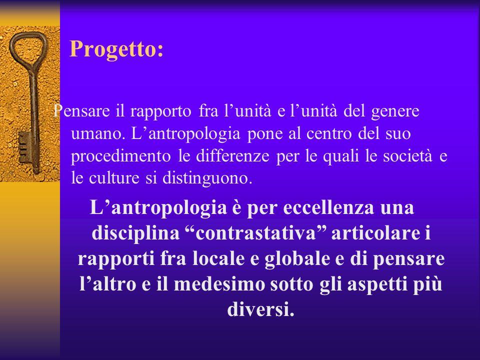Progetto: