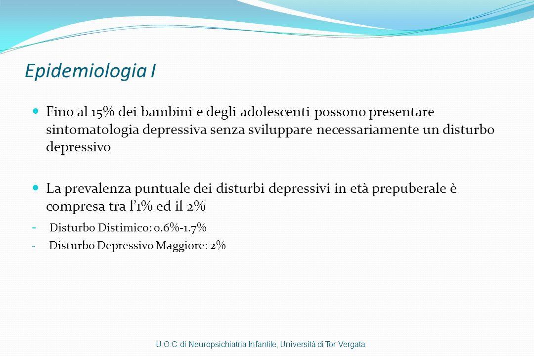 Epidemiologia I