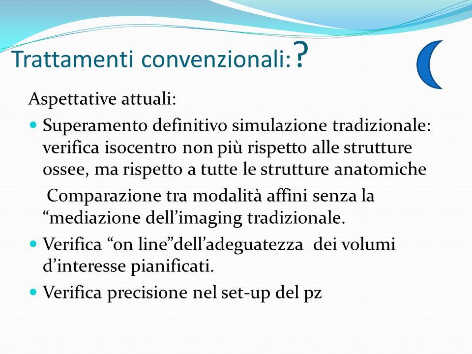 Trattamenti convenzionali: