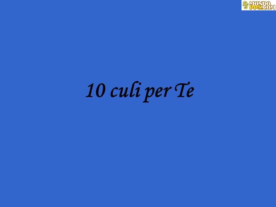 10 culi per Te