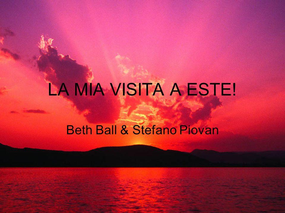 Beth Ball & Stefano Piovan