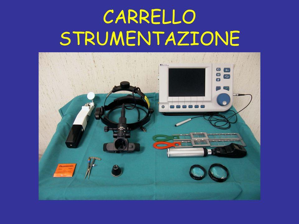 CARRELLO STRUMENTAZIONE