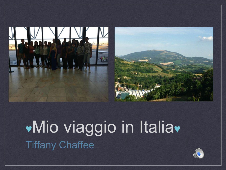 ♥Mio viaggio in Italia♥