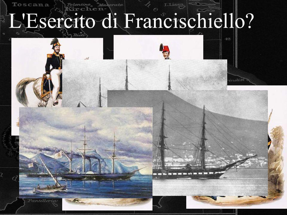 L Esercito di Francischiello