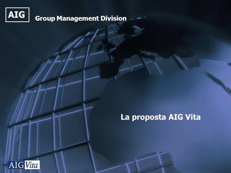 La proposta AIG Vita