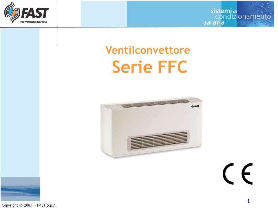 Ventilconvettore Serie FFC