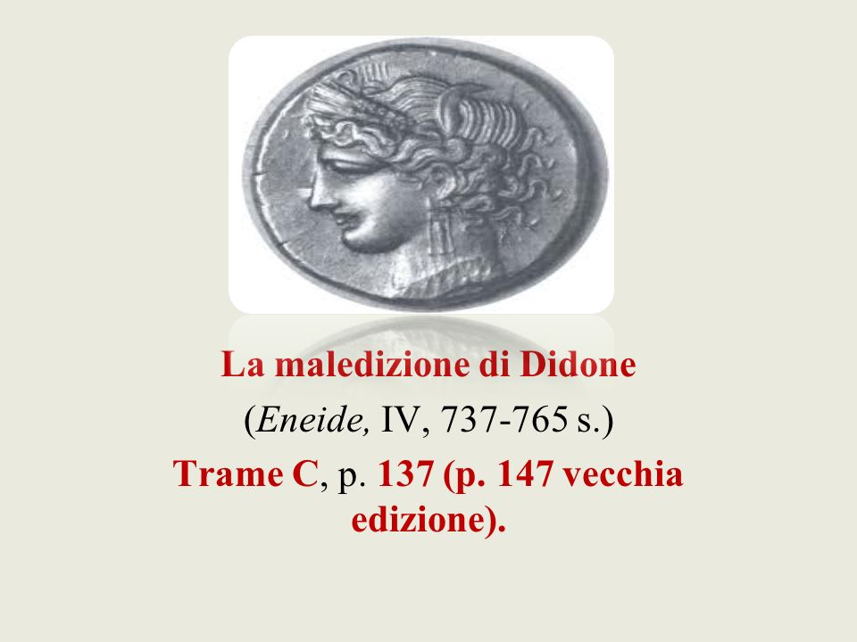 La maledizione di Didone