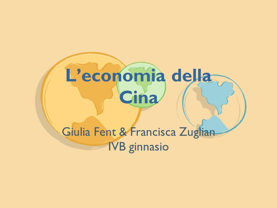 Giulia Fent & Francisca Zuglian IVB ginnasio