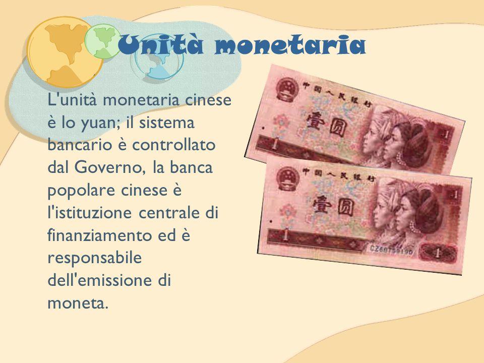 Unità monetaria