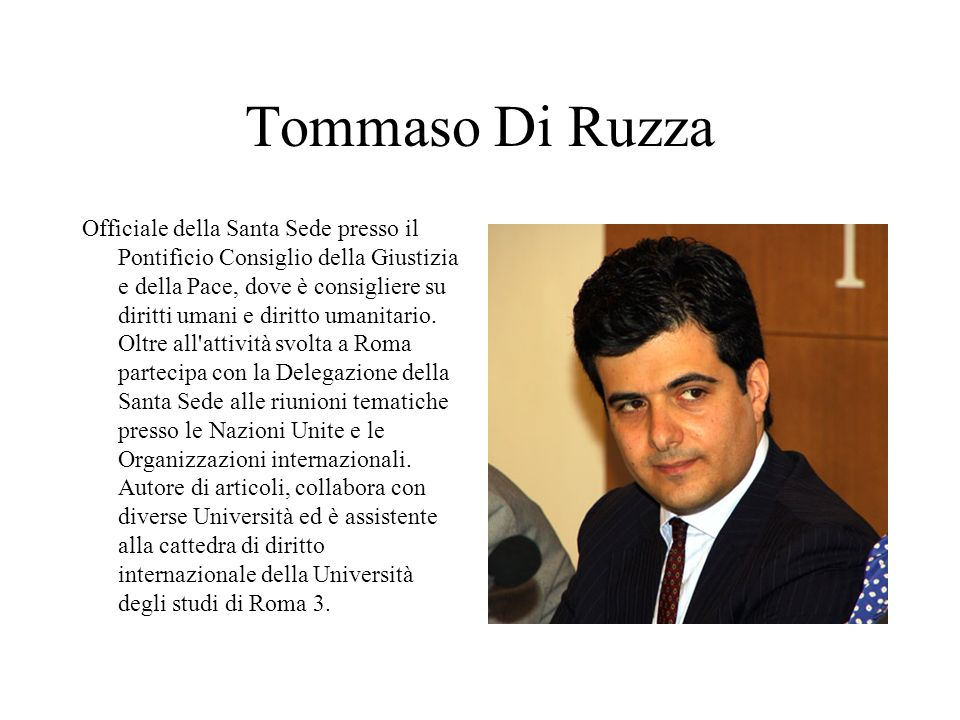 Tommaso Di Ruzza