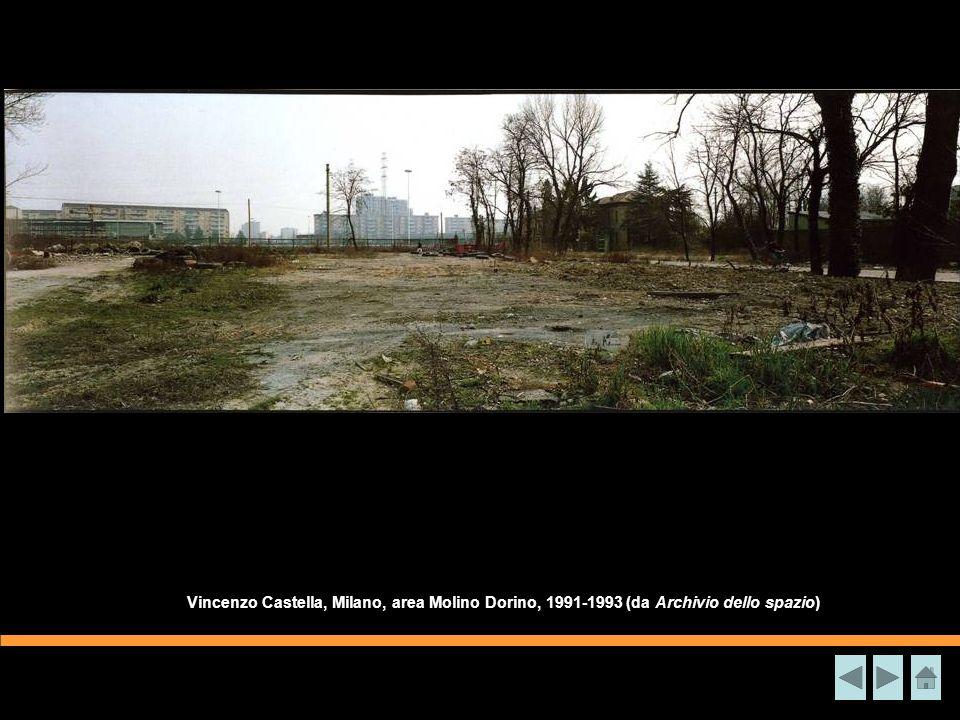 Vincenzo Castella, Milano, area Molino Dorino, 1991-1993 (da Archivio dello spazio)