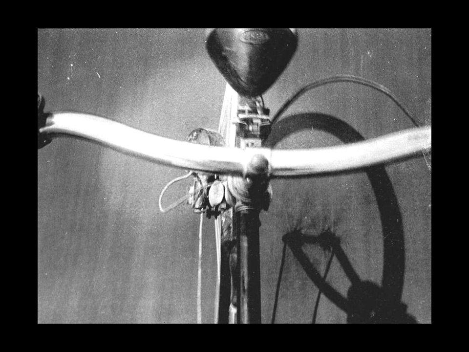 Herbert Bayer, Bicicletta, 1928