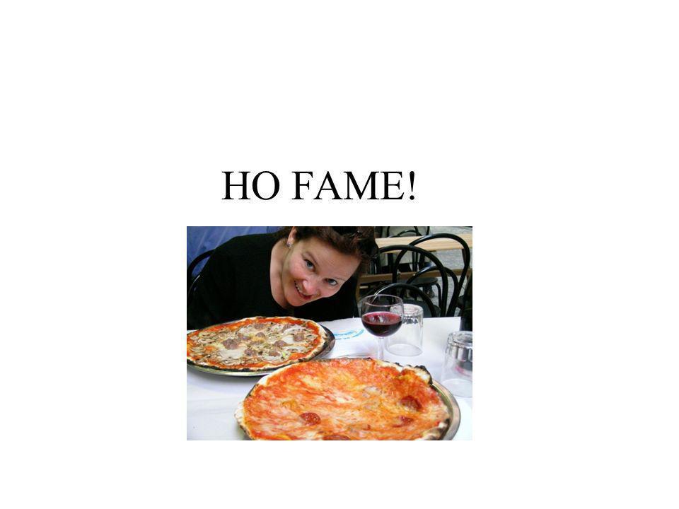 HO FAME!