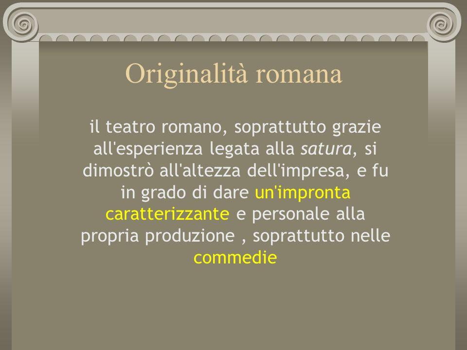 Originalità romana