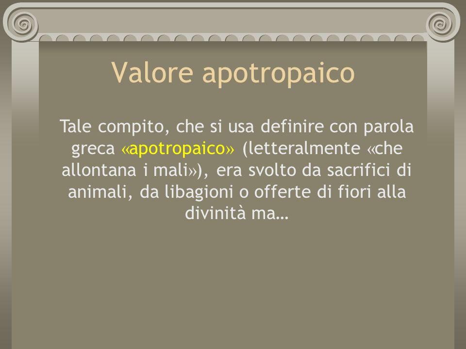 Valore apotropaico
