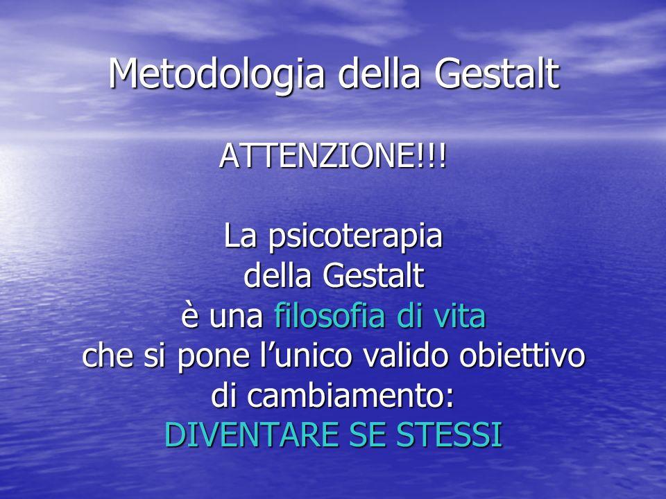Metodologia della Gestalt