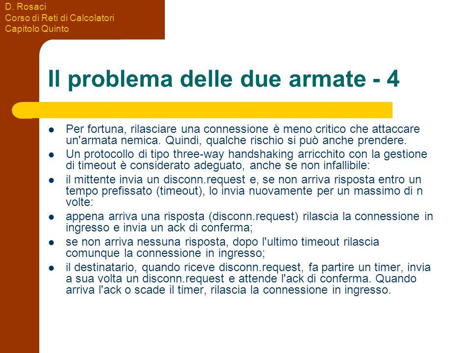 Il problema delle due armate - 4