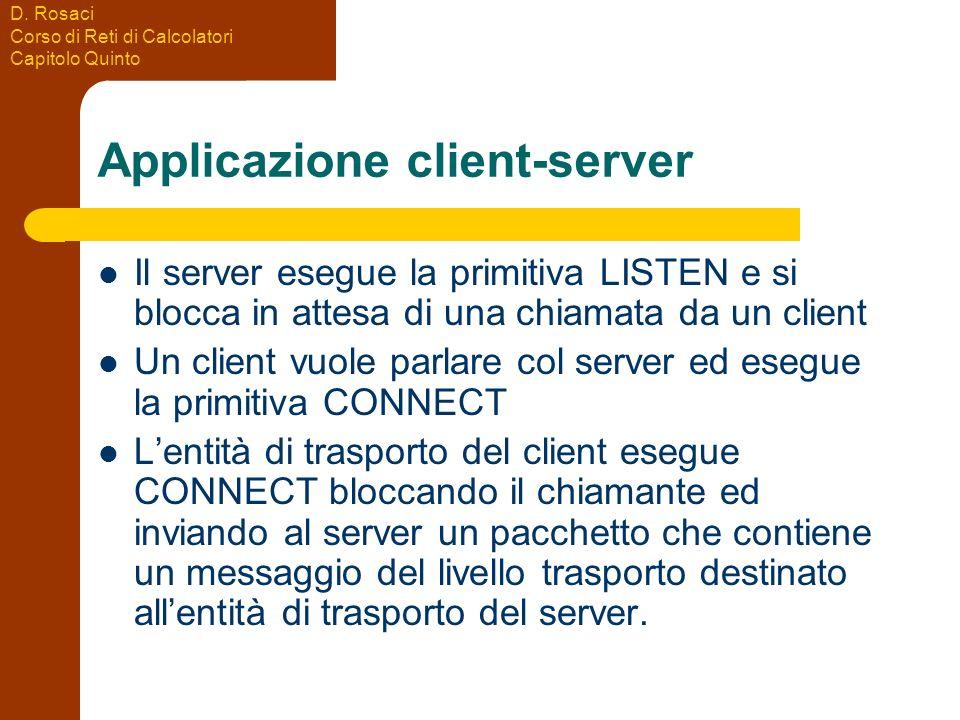 Applicazione client-server