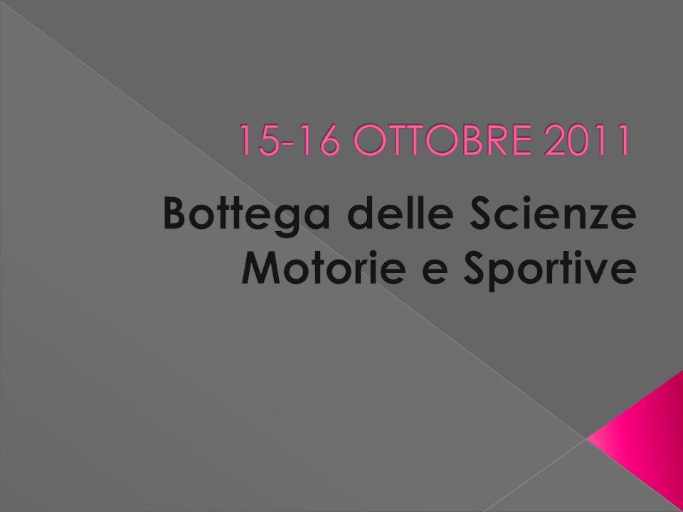 Bottega delle Scienze Motorie e Sportive