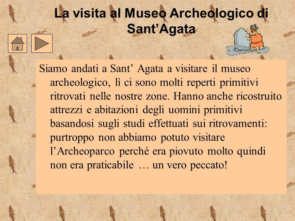 La visita al Museo Archeologico di Sant'Agata