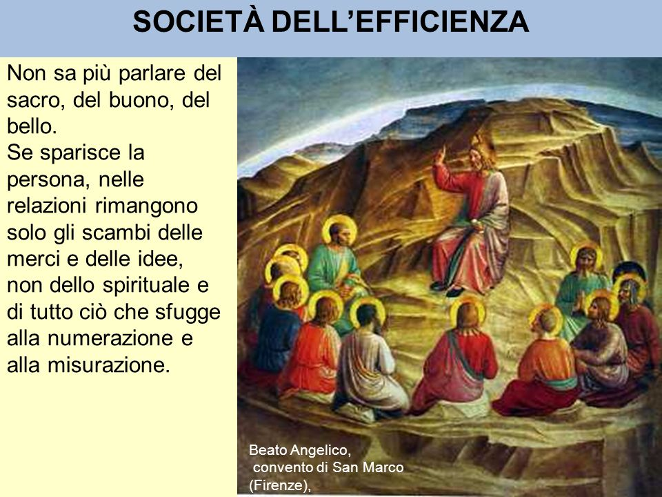 SOCIETÀ DELL'EFFICIENZA