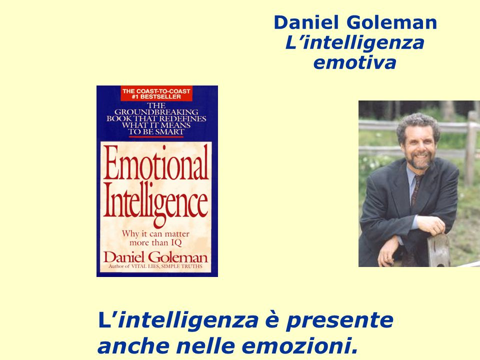 L'intelligenza emotiva