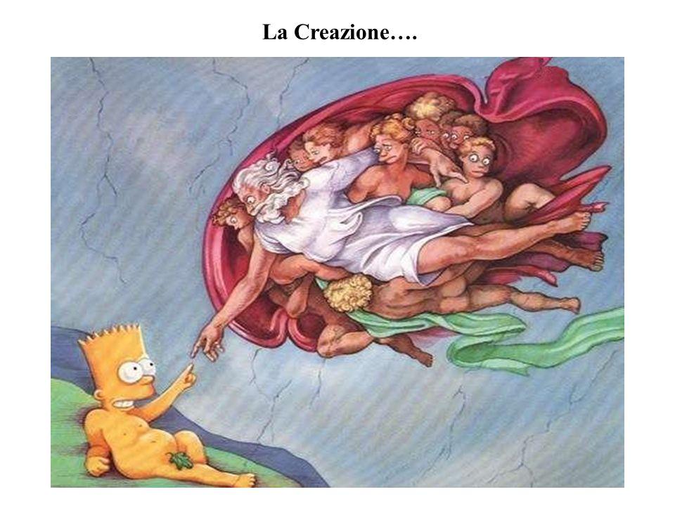 La Creazione…. www.magnaromagna.it