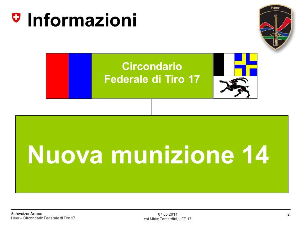 Circondario Federale di Tiro 17