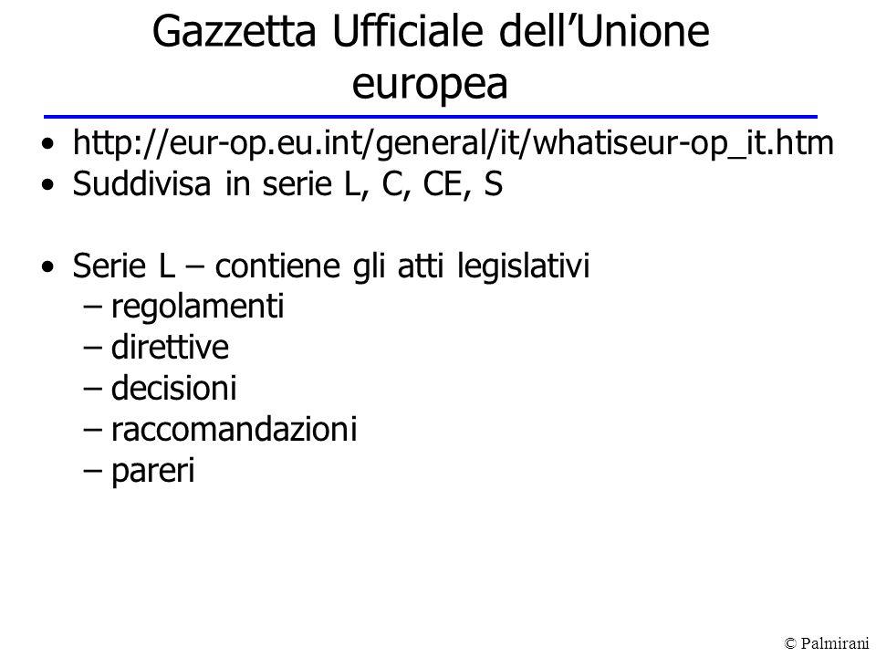 Gazzetta Ufficiale dell'Unione europea