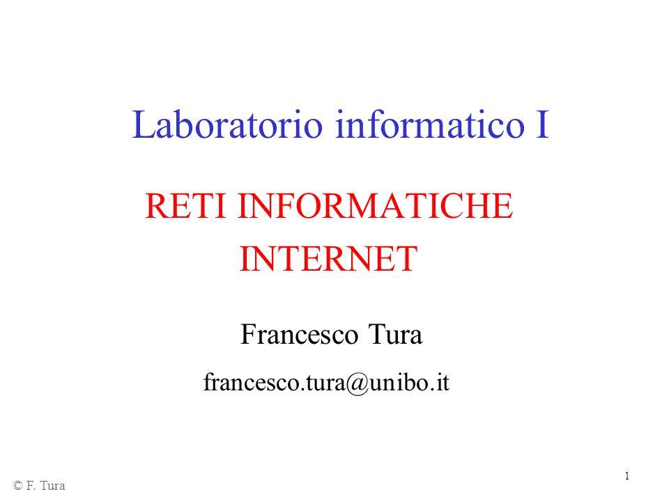Laboratorio informatico I