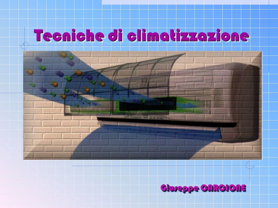 Tecniche di climatizzazione