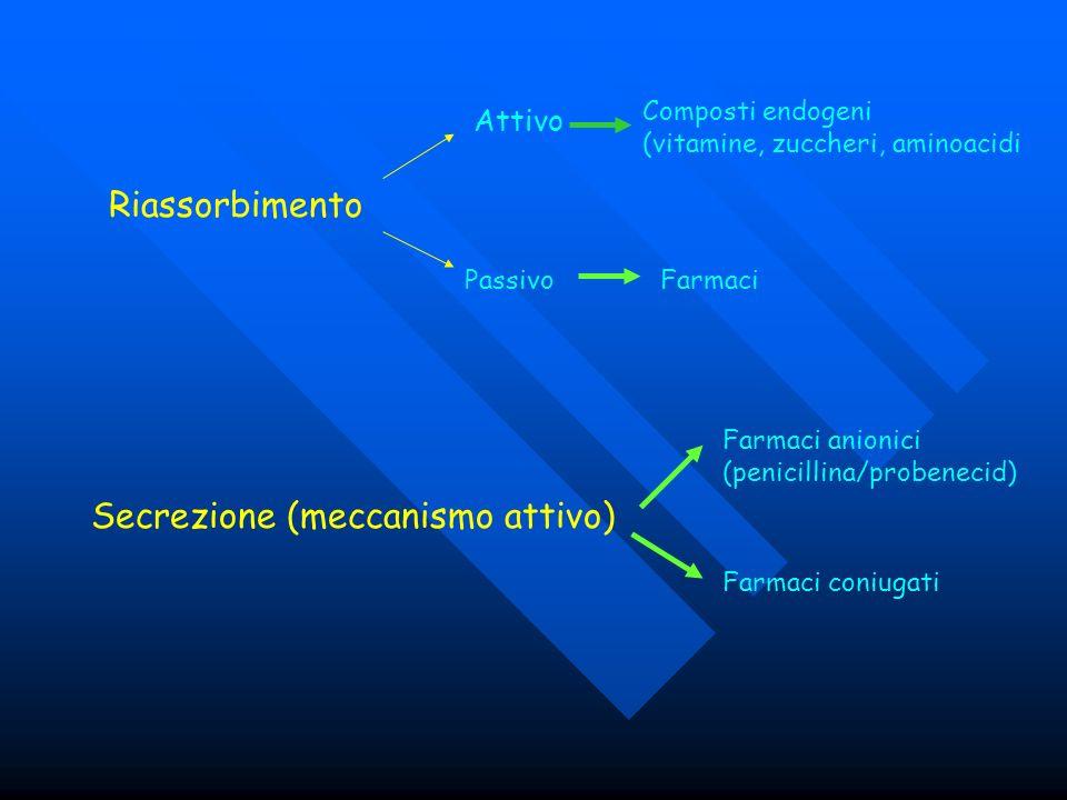 Secrezione (meccanismo attivo)