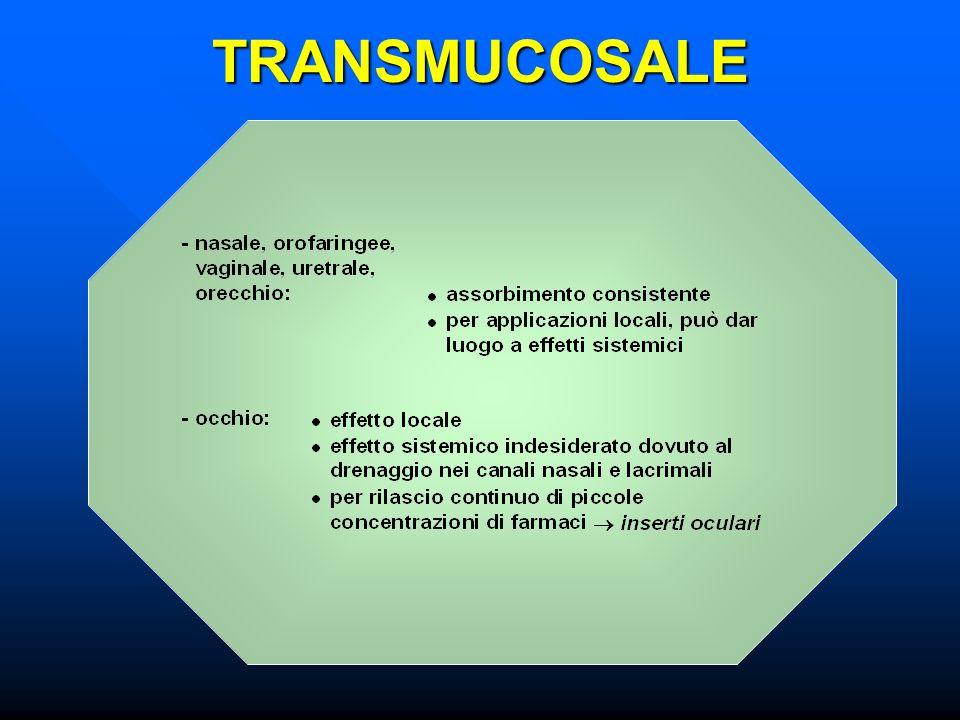 TRANSMUCOSALE