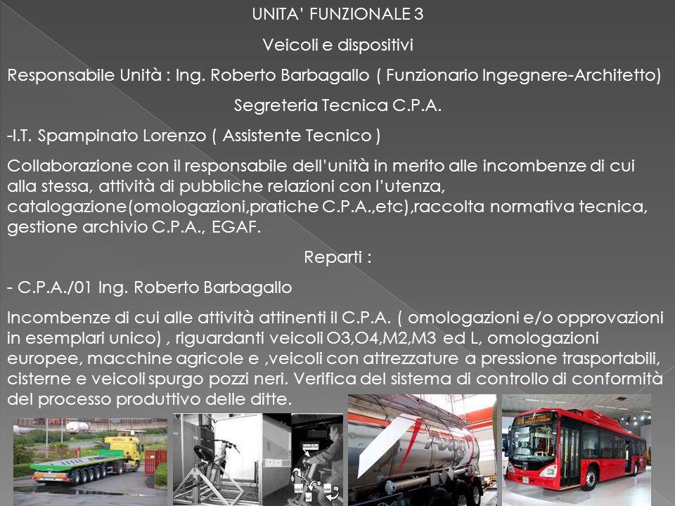 Segreteria Tecnica C.P.A.