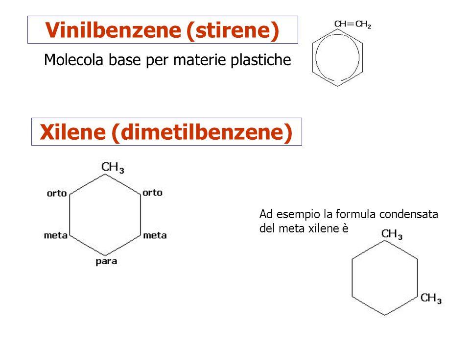 Vinilbenzene (stirene)