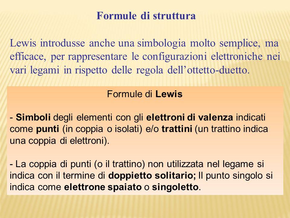 Formule di struttura